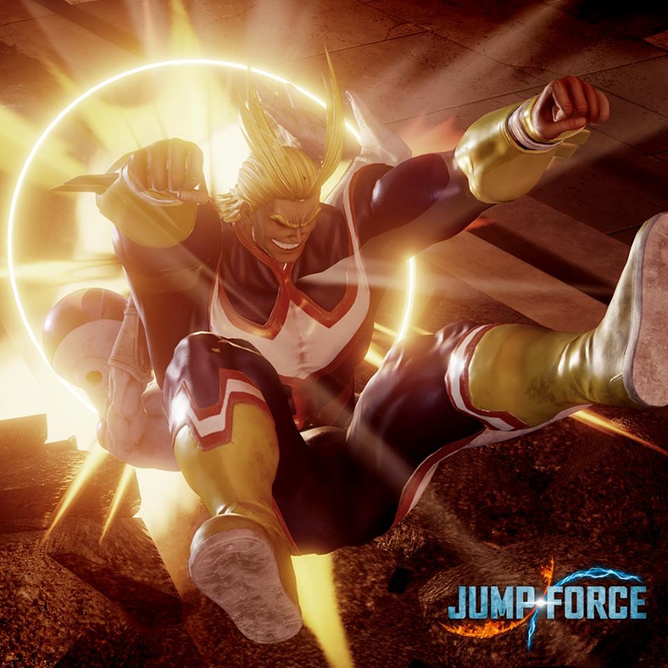 JUMP-FORCEオールマイト003