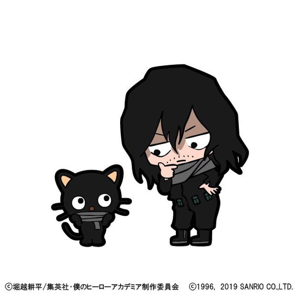 相澤消太×チョコキャット