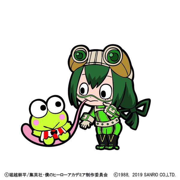 蛙吹梅雨×けろけろけろっぴ