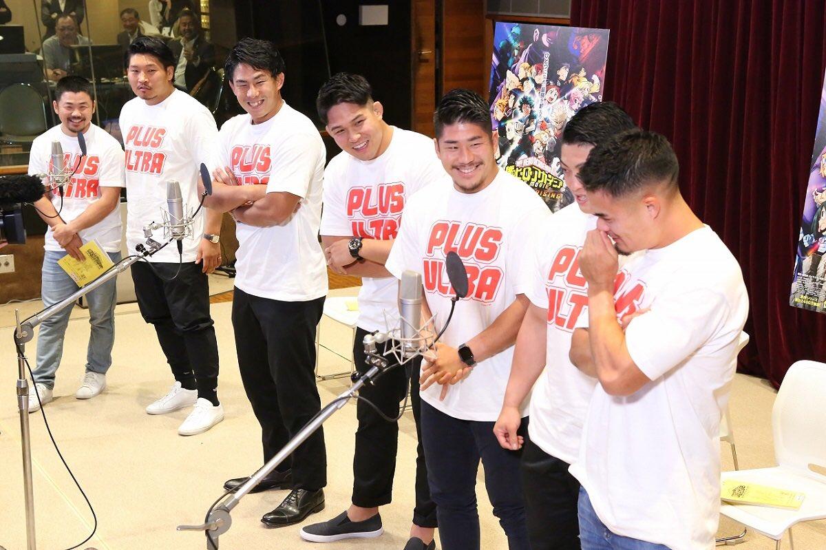 日本ラグビー界の戦士たち3