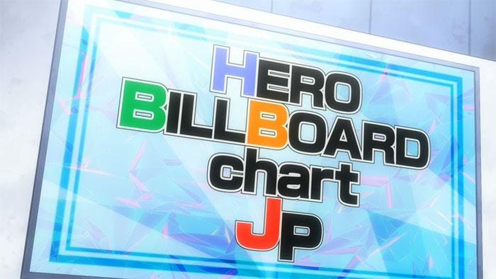 ヒーロービルボードチャートJP-002
