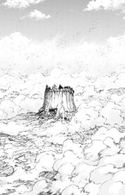 孤島に潜む死柄木