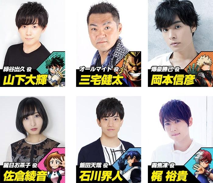 アニメ5周年記念メインキャストSPステージ