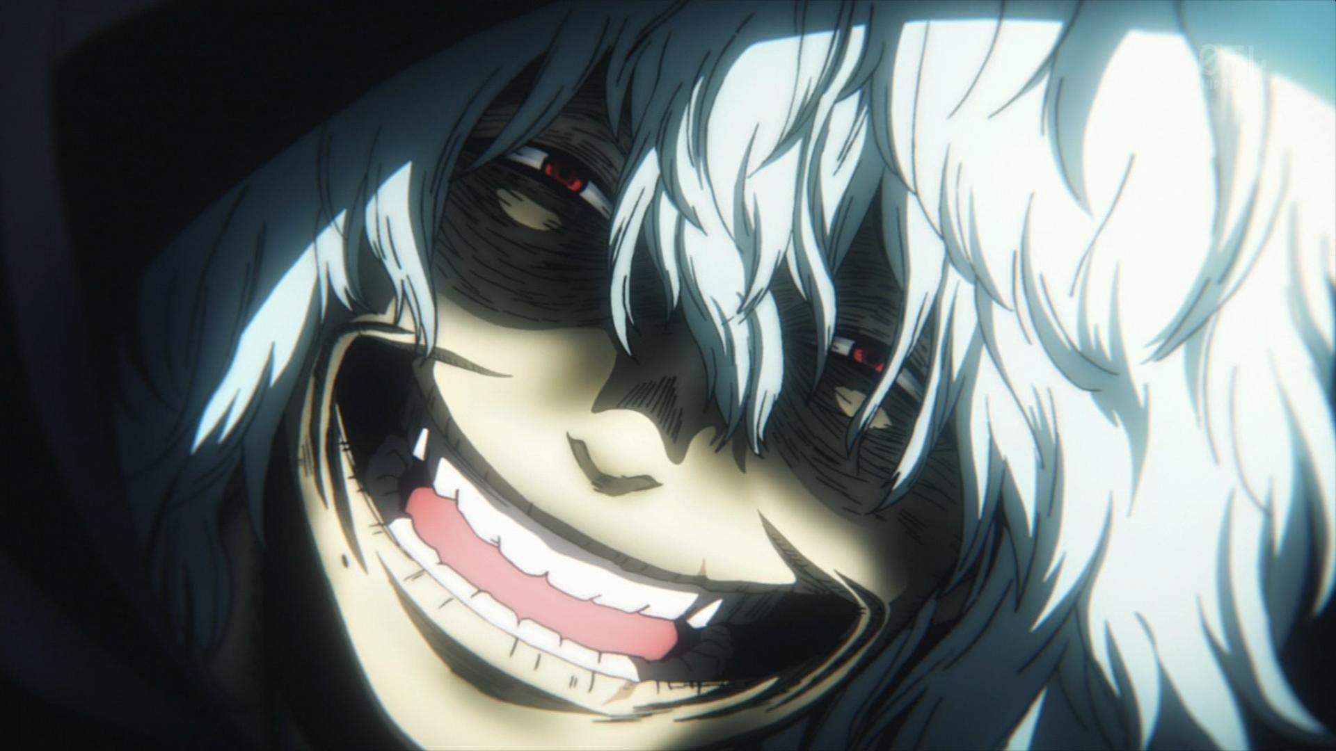 死柄木笑顔